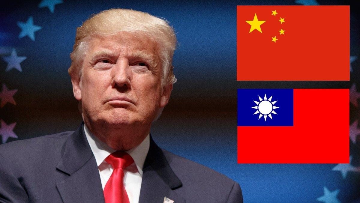 President-elect Donald Trump shrugs off fuss over Taiwan call