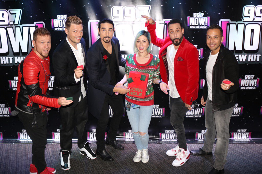 Backstreet Boys Christmas Sweater.Backstreet Boys On Twitter Best Christmas Sweater