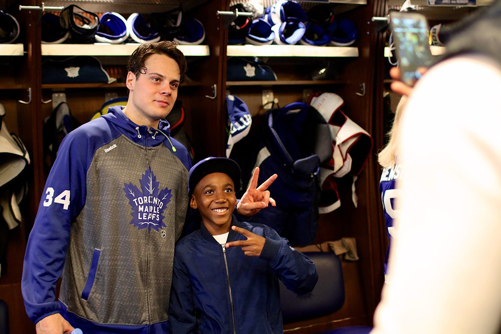 Toronto maple leafs on twitter check out photos from our toronto maple leafs on twitter check out photos from our childrenswishon post game meet and greet over on our fb page httpst4y9bbsytum tmltalk m4hsunfo
