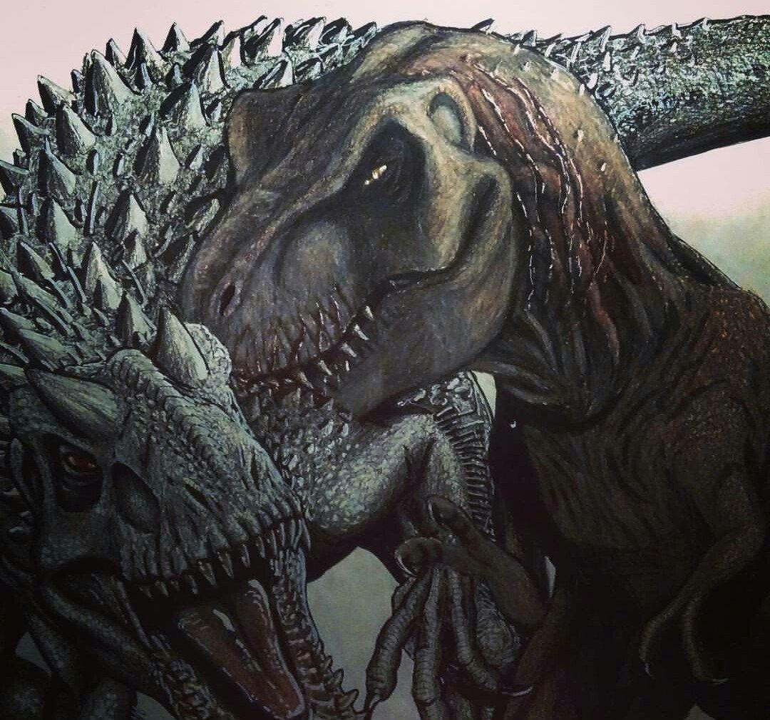 By Photo Congress || Jurassic World 3 Cast 2021