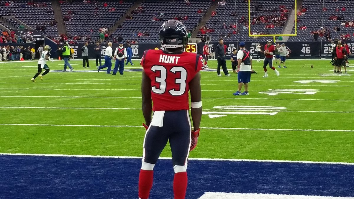 texans red jersey