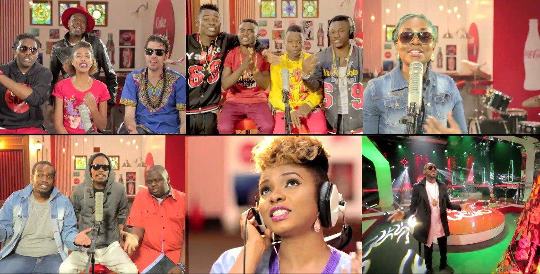 VIDEO : 12 Days of Christmas - Coke Studio Africa. - Notjustok ...