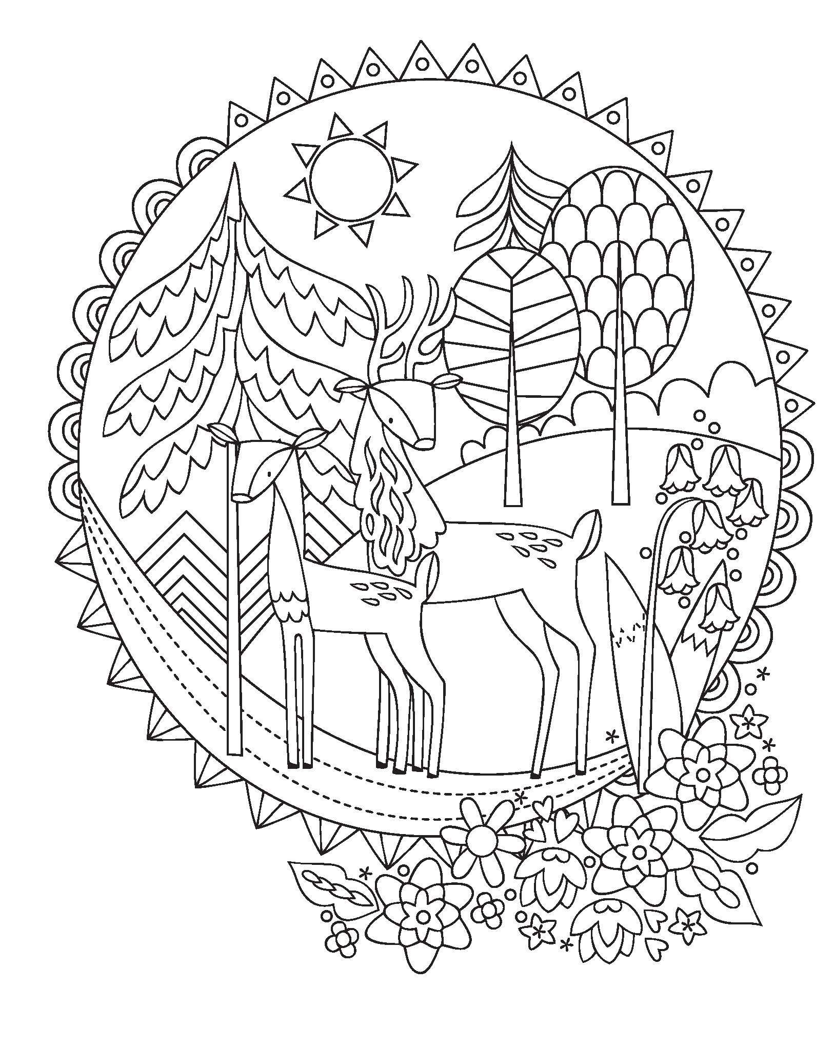 colors coloring pages - photo#11