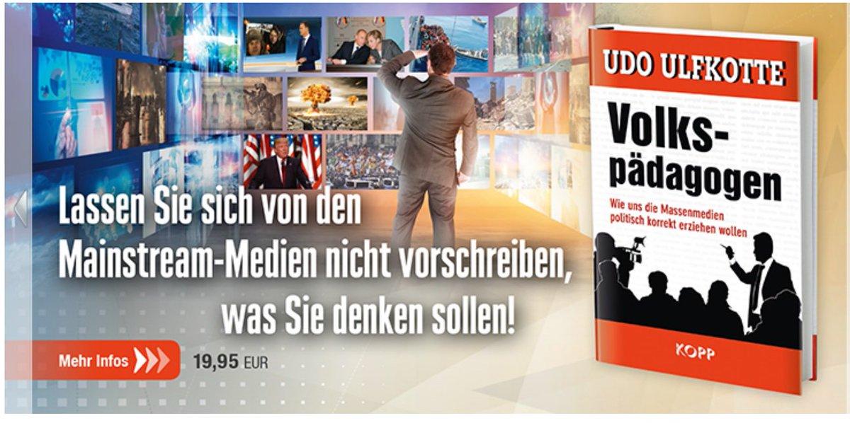 Udo Ulfkotte on Twitter: \