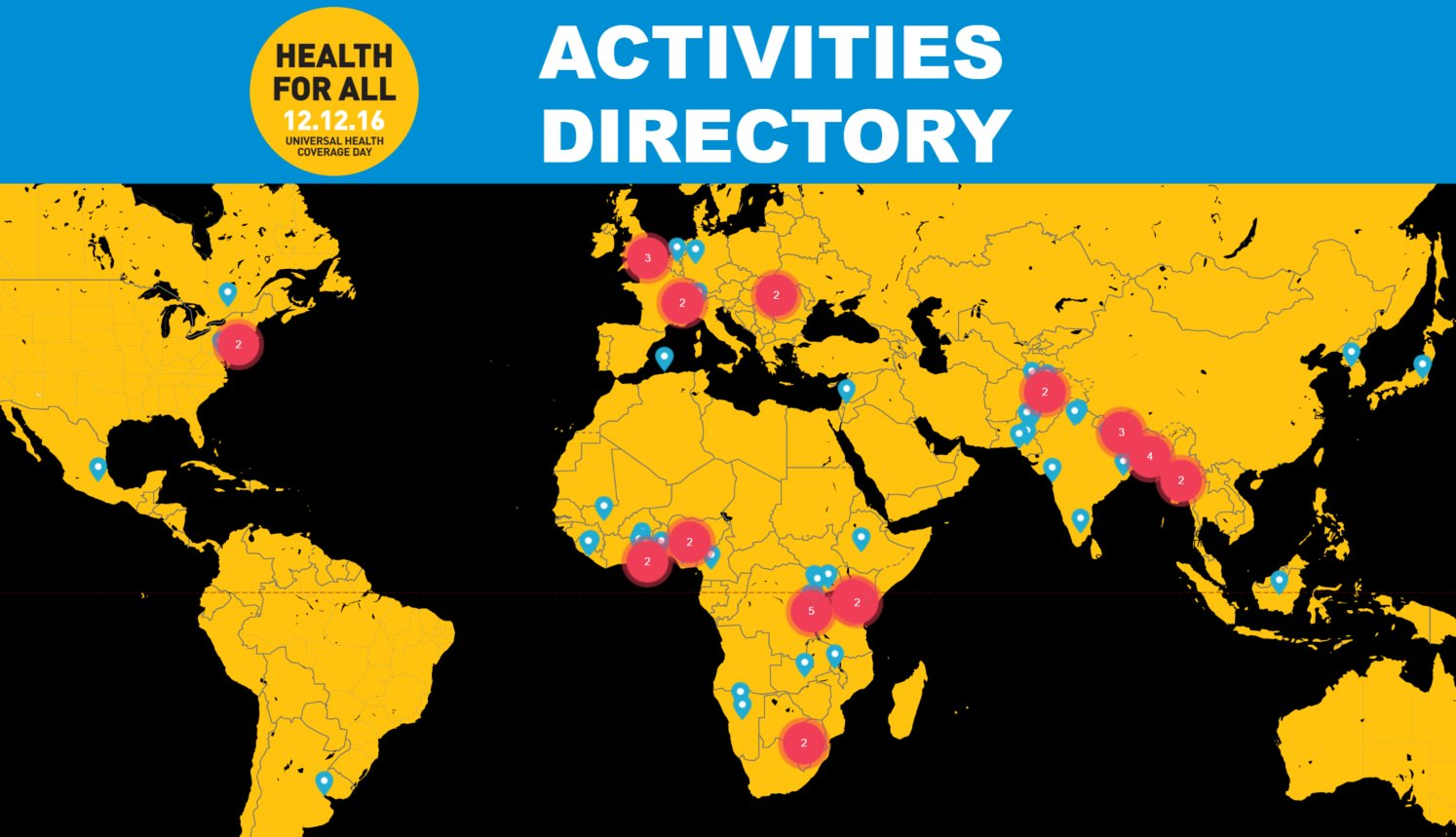 At the end of a big week for the #HealthForAll movement, we're so inspired by the #UHC Coalition's 90+ activities in 35 countries! 🏆 https://t.co/XEDTeRVHB9