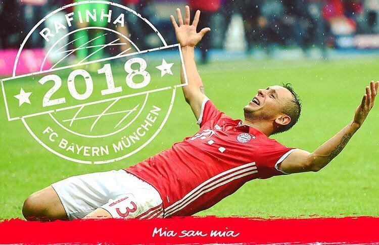 Rafinha Bayern de Munique
