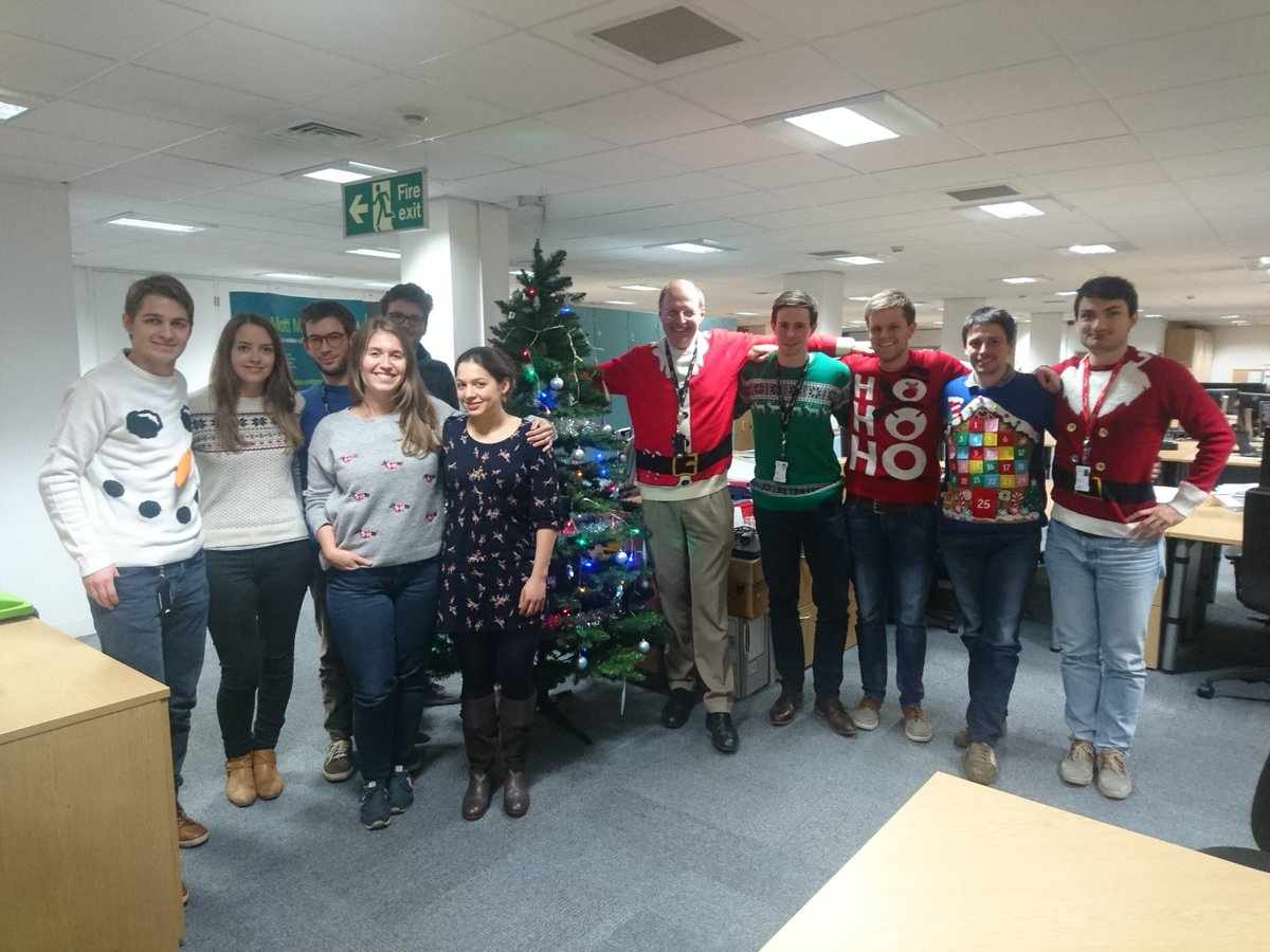 Mott Macdonald Life On Twitter Festive Spirit On Display From Our Teams In Newcastle Sheffield Skipton And Croydon Christmasjumperday