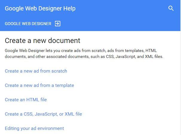Google Web Designer on Twitter: \
