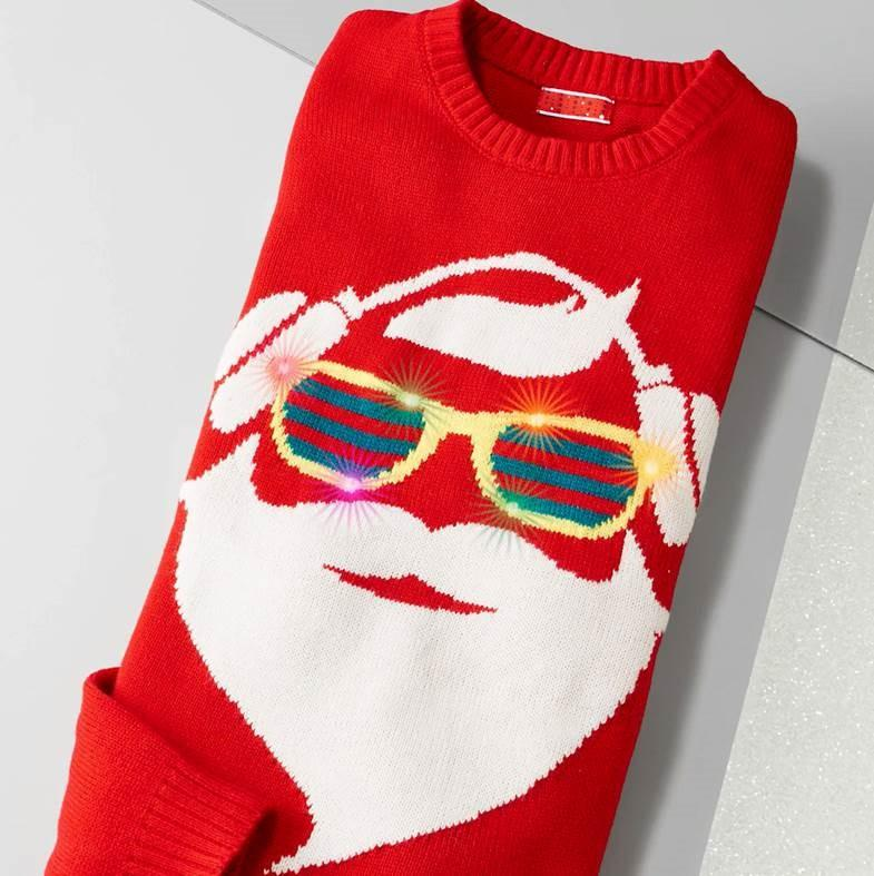 Show us how you rock your ugly sweaters in all their fuzzy, silly, lig...