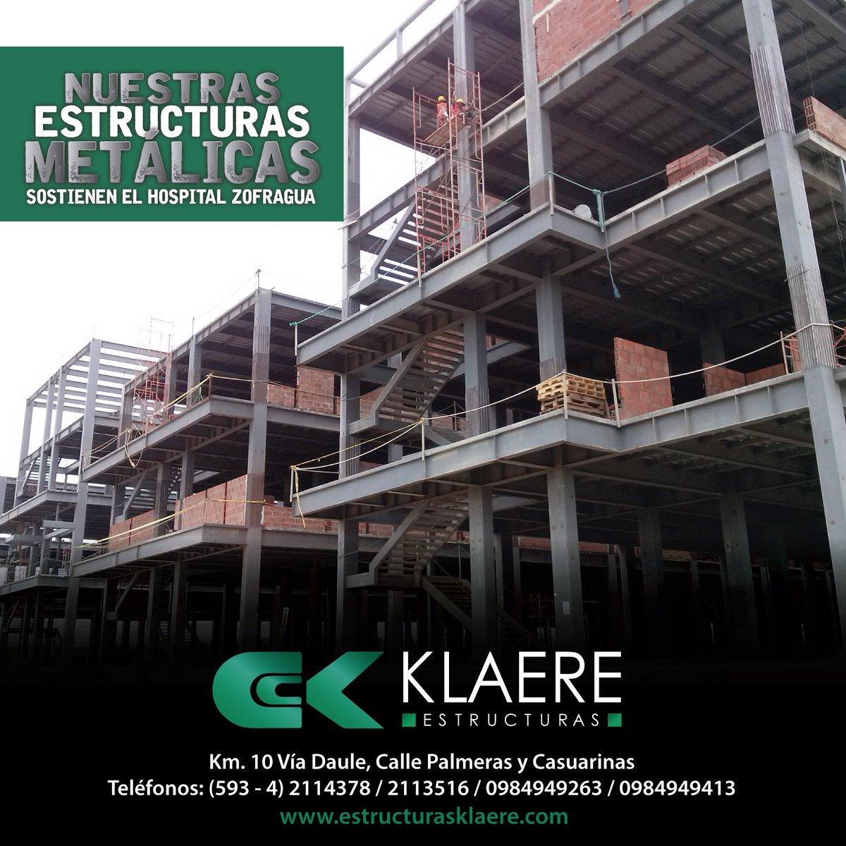 Klaere Estructuras On Twitter Nuestras Estructuras