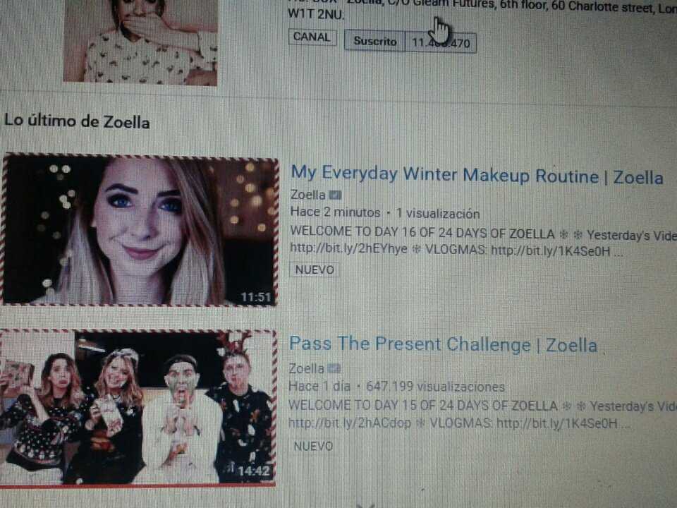 Zoella everyday makeup where can