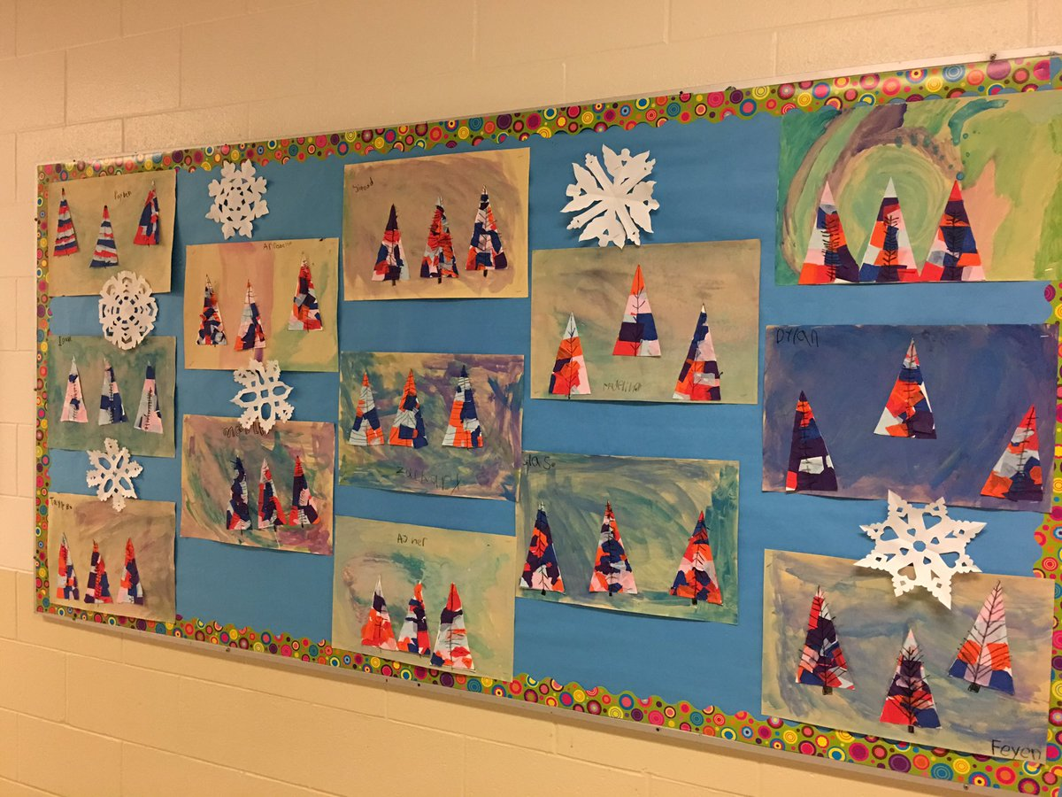 Willway Elementary On Twitter Christmas Bulletin Board Ideas From Our Awesome Students And TeachersSD62 Sooke Bced