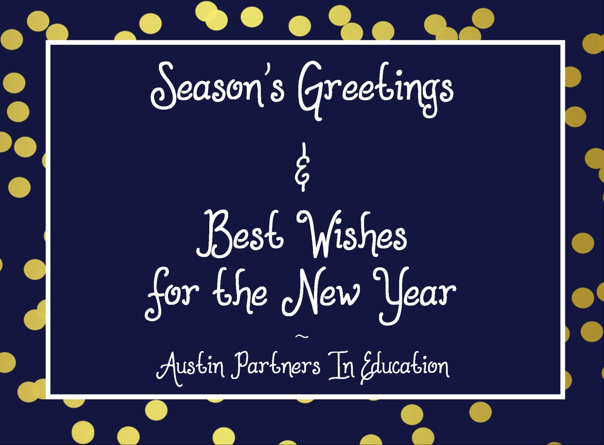 Austin Partners On Twitter Apie Wishes All Our Supporters Seasons