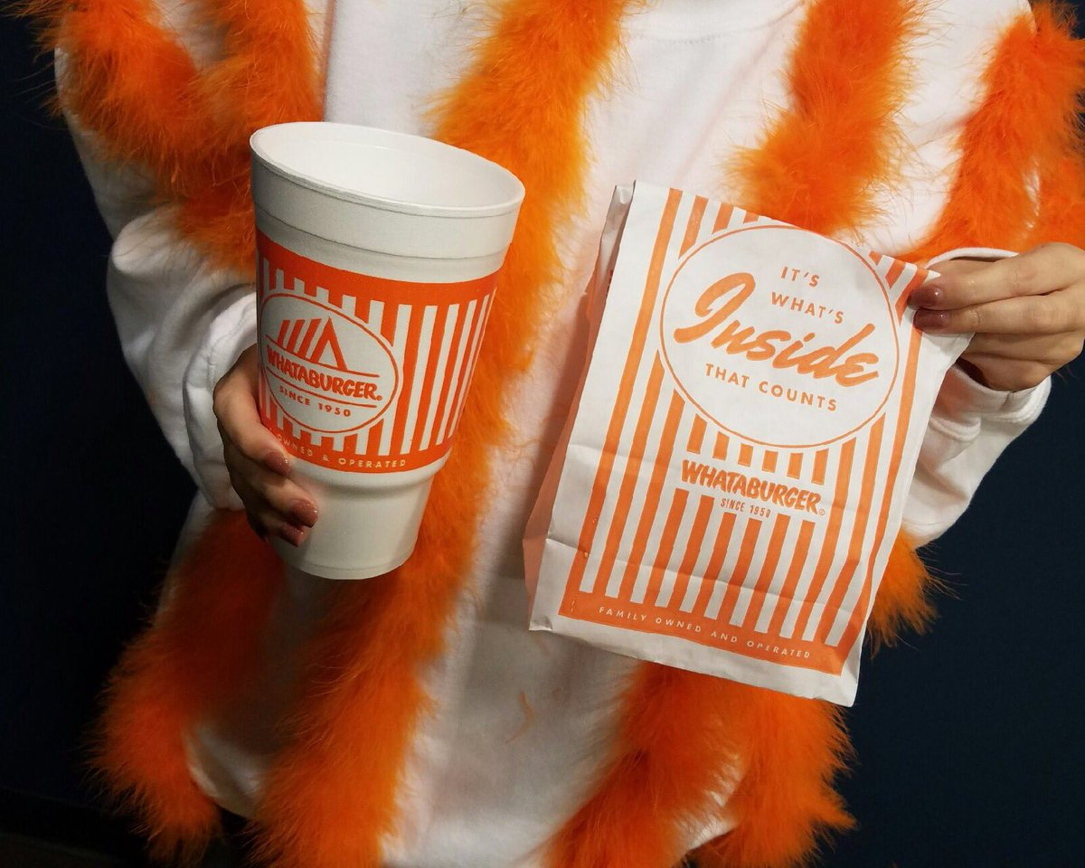 Nothing ugly about this Whataburger inspired sweater😂 #NationalUglySwe...