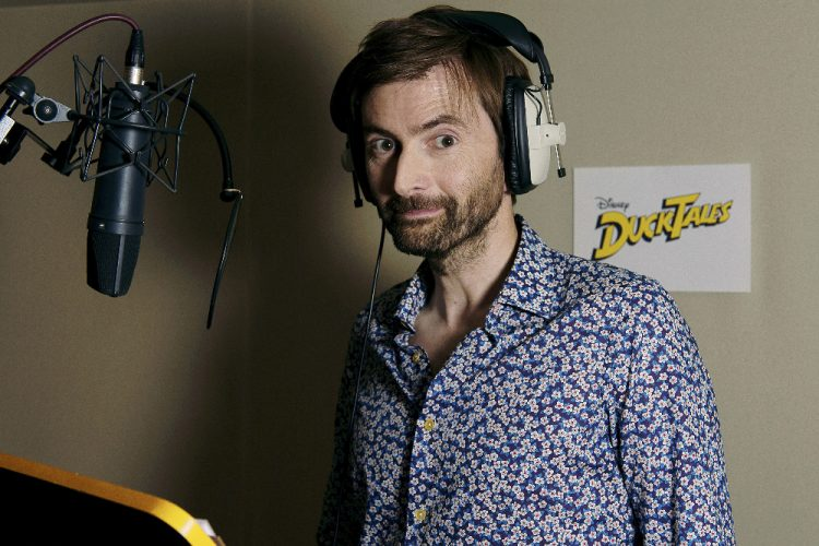 David Tennant - DuckTales
