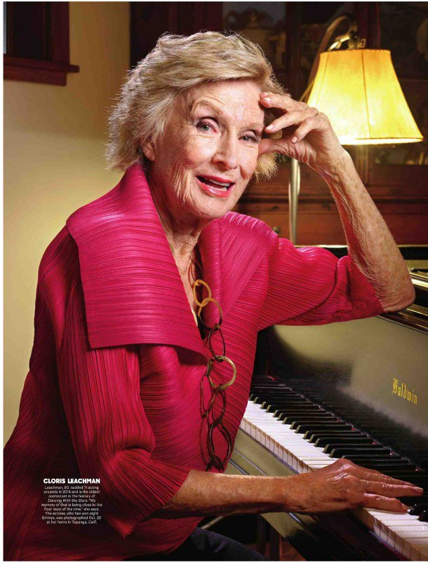 Cloris Leachman Nude Photos 73