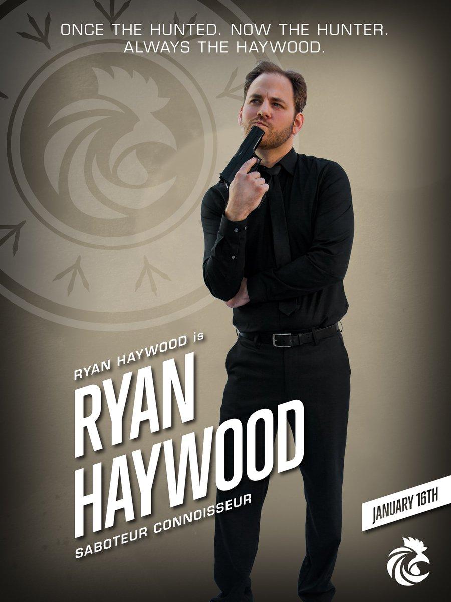Rooster Teeth On Twitter Ryan Haywood Is The Aptly Namedryan