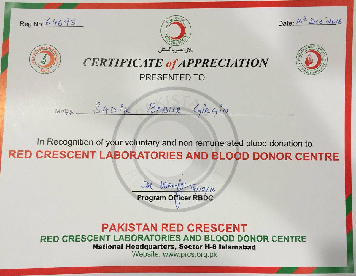 Turkish embassy in islamabad on twitter ambassador donated blood turkish embassy in islamabad on twitter ambassador donated blood to pakistan red crescent campaign pakistan and turkish red crescent societies work hand yadclub Gallery
