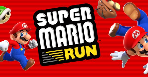 Super Mario Run iPhone iPad, download con Apple Store