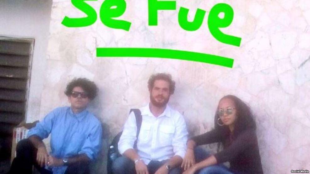 Detienen a abogada estadounidense que viajó a #Cuba a defender a El Sexto y a Cardet  https://t.co/IMvmVGDmXi https://t.co/LzfMUakNRF