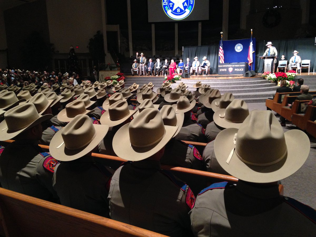 DPS Graduates 116 New Highway Patrol Troopers https://t.co/F24307bHtB https://t.co/TnyoeLCY0E