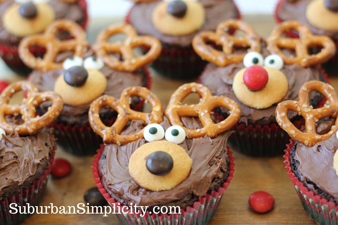 Adorable Reindeer Brownie Recipe
