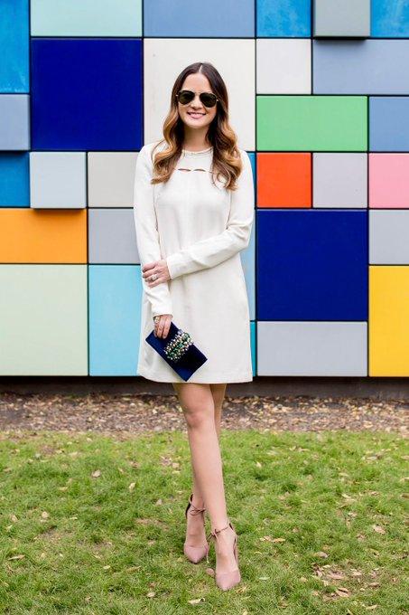Rachel Roy White Dress