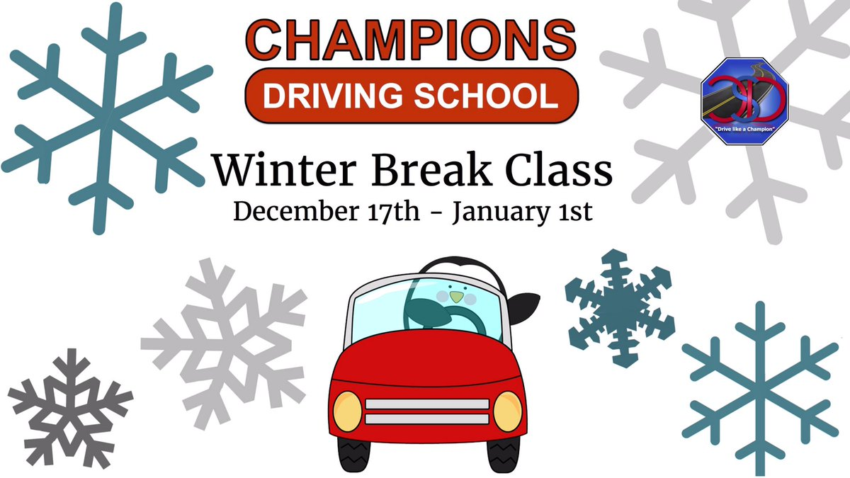 Champion Driving School >> Champions Driving Drivingchamps Twitter