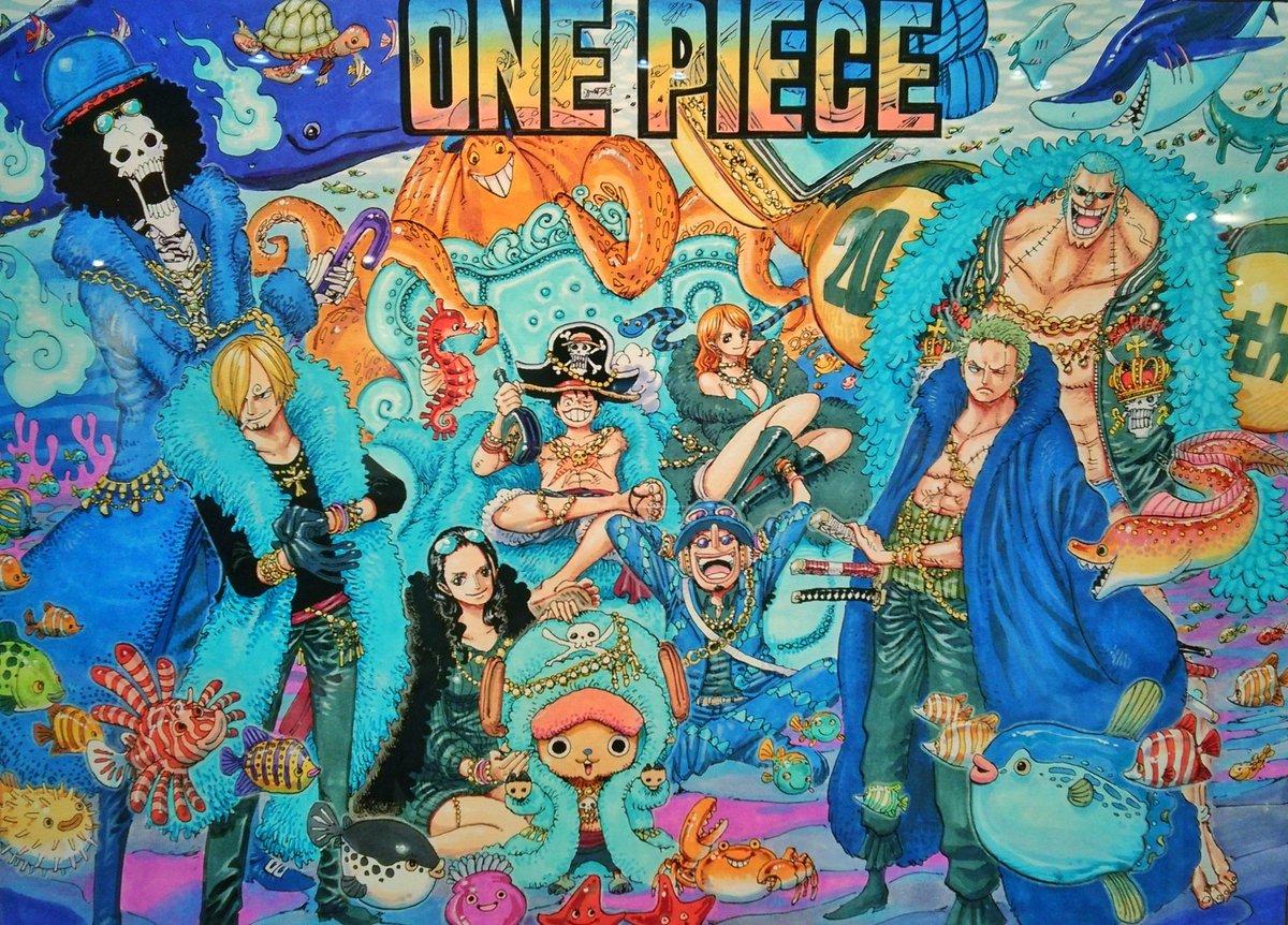 One Piece [ Tema general ] - Página 4 Cz1wmAiUkAQSRab