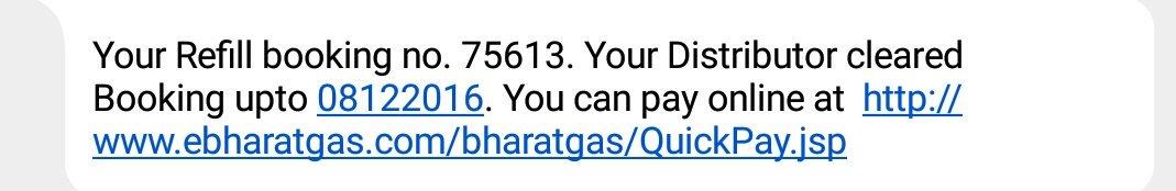 ebharatgas quick pay