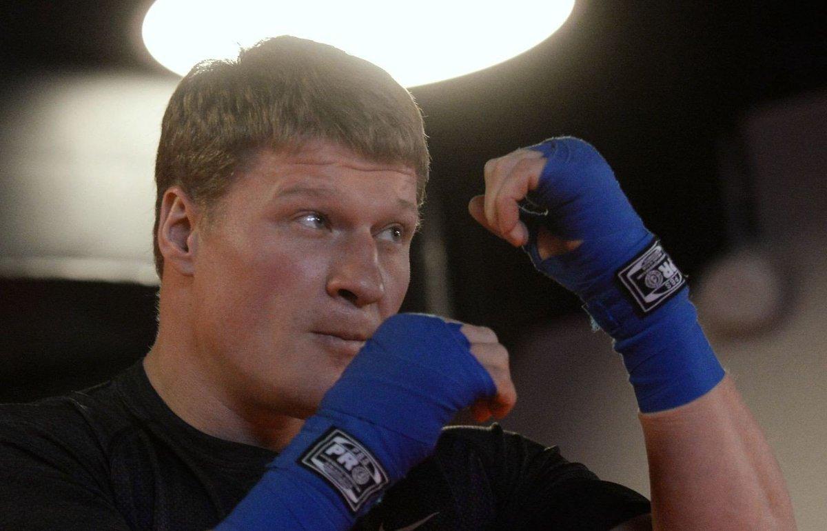 Картинки боксера поветкина