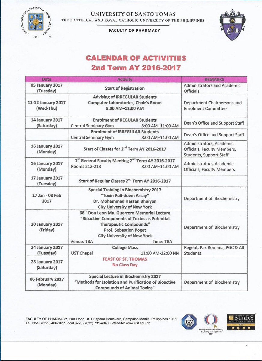 Ffpsc Calendrier 2019.Your Fpsc On Twitter Re Calendar Of Activities For The