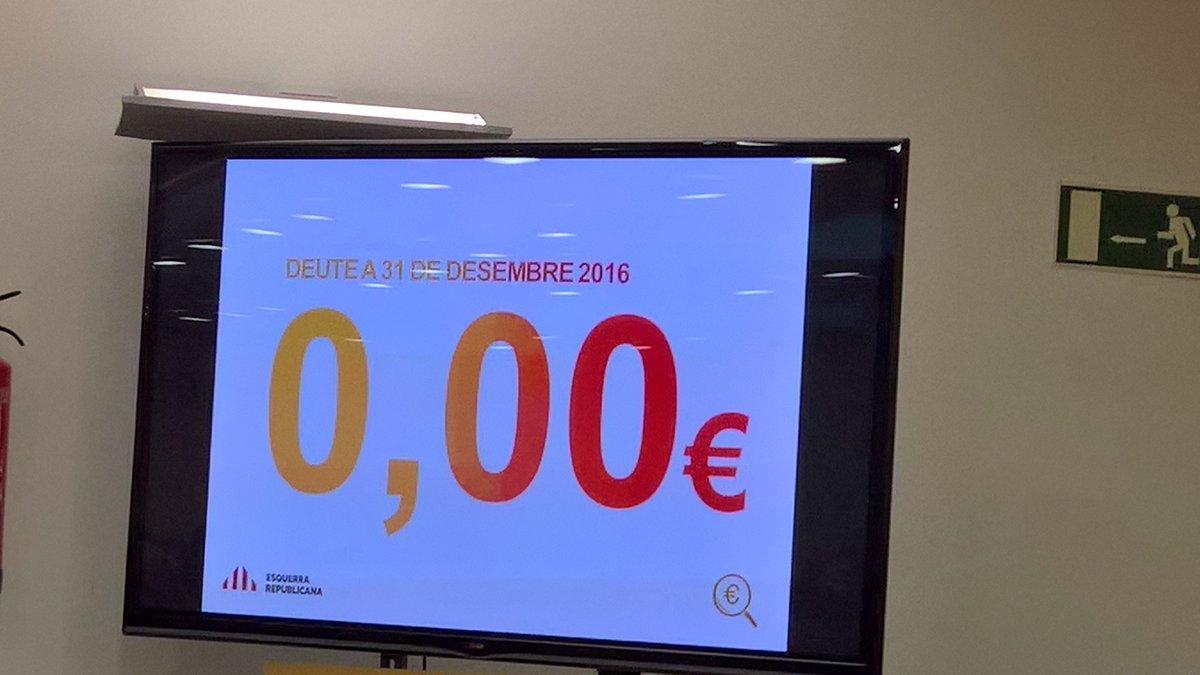 Deute d'@Esquerra_ERC a 31 de desembre d'enguany. #LaRepublicaQueFarem #Lliuresxserlliures https://t.co/gsNVyyOeWz
