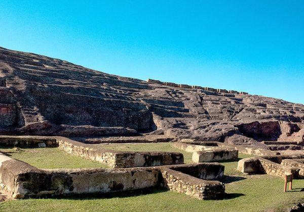 Il Forte di Samaipata in Bolivia: punto di atterraggio alieno