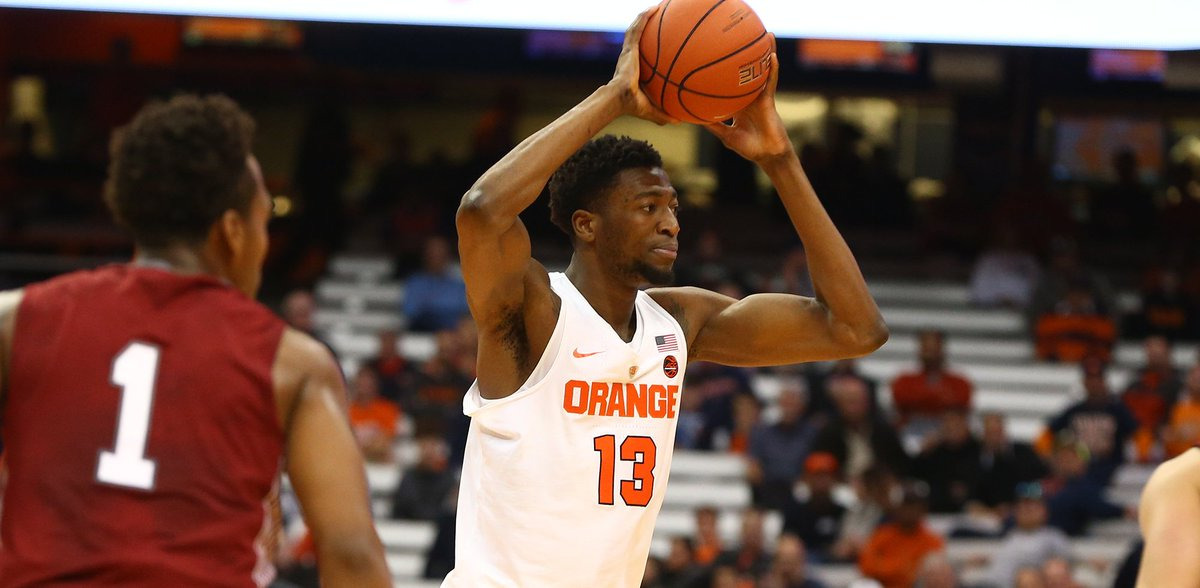 Syracuse Basketball On Twitter Injury Update Center Paschal