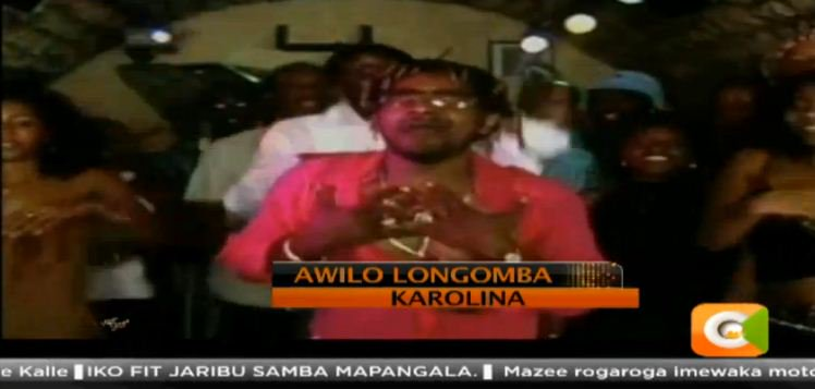 Awilo longomba karolina lyrics