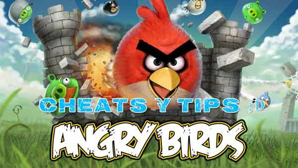 Thumbnail for Angry Birds (Aves Enojadas) Descarga para Android, Trucos, Cheats y Tips