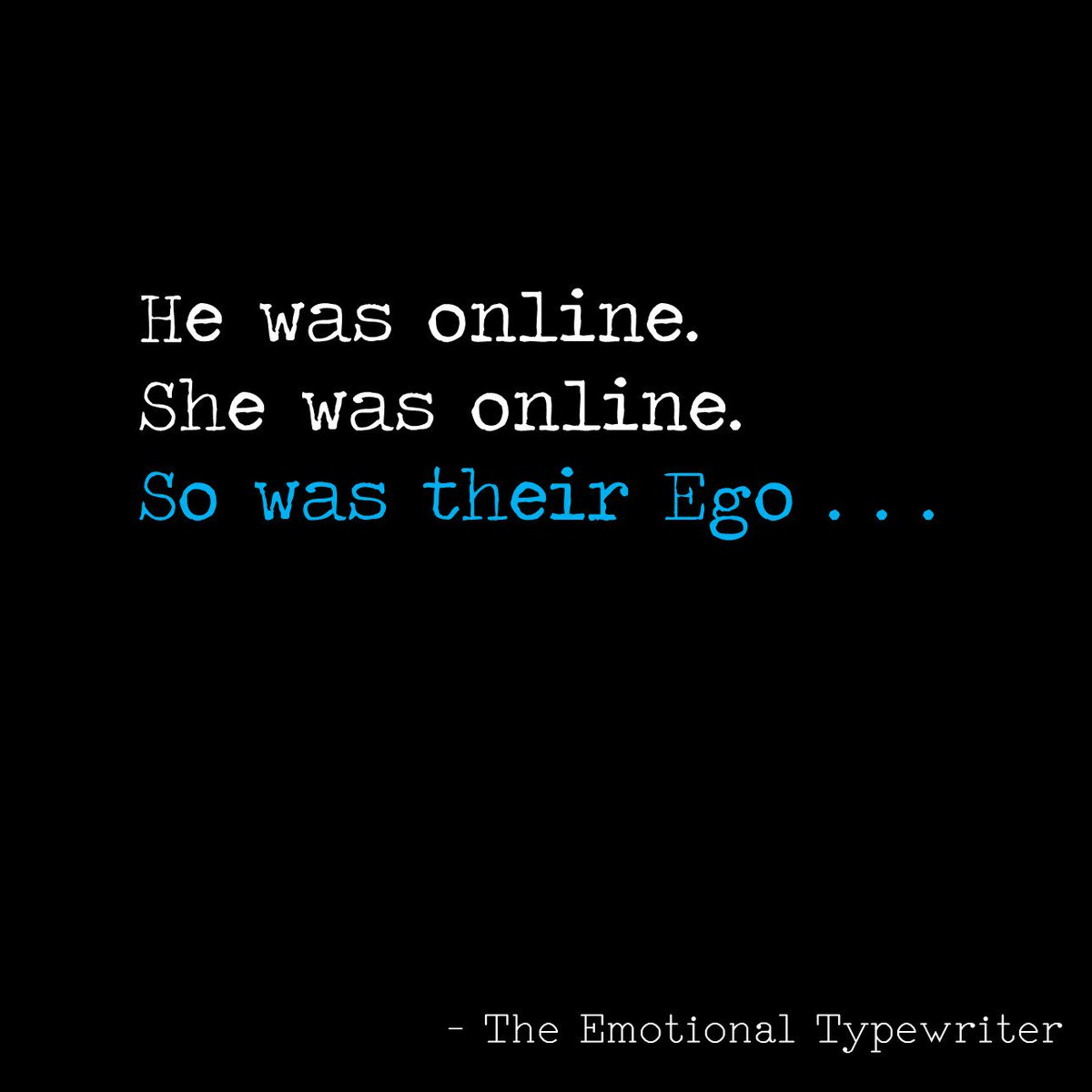 "Break Up Love Quotes Emotionaltypewriter On Twitter ""love Lovequotes Ego Egoinlove"