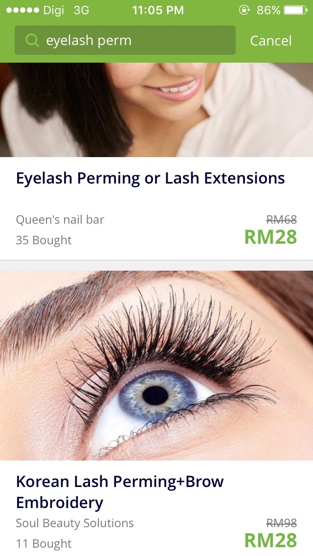 Insider On Twitter Lash Lifting Is The Secret To Long Luscious