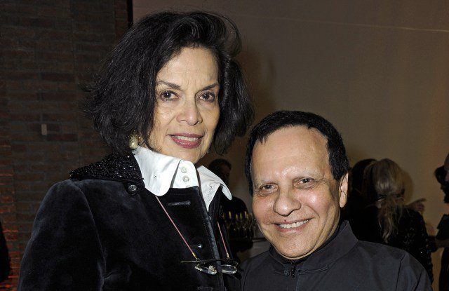 Azzedine Alaïa, Surface Magazine Host Dinner in Paris