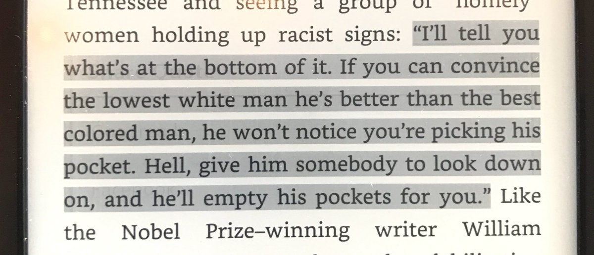 "President Lyndon Johnson explains President-Elect Donald Trump.   (From the book ""White Trash"") https://t.co/tchgWtXo5S"