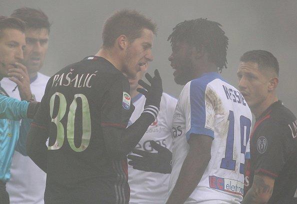 Calcio Serie A: l'anticipo Milan-Atalanta è terminato 0-0, adesso si gioca Juve-Roma