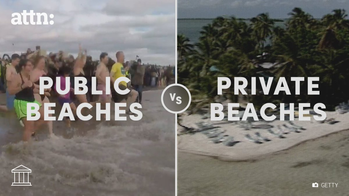 Life's a beach, shouldn't we all be able to enjoy it? @ATTN