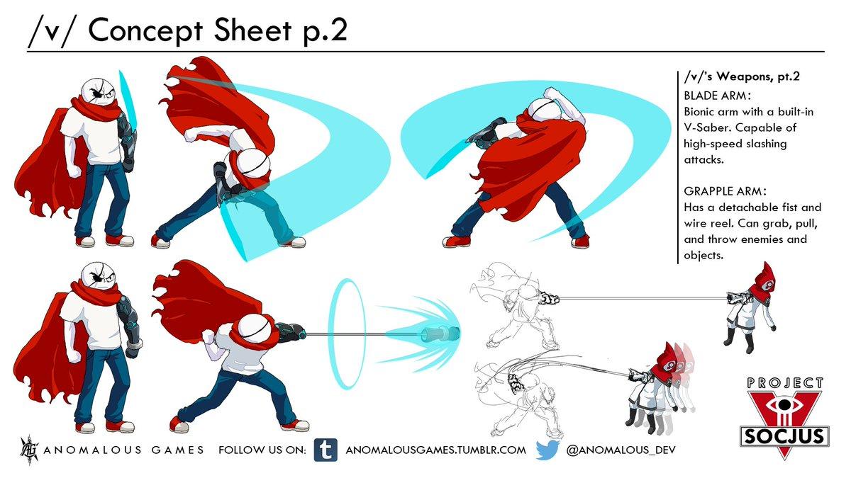 Arm Blade Weapon Concept Art