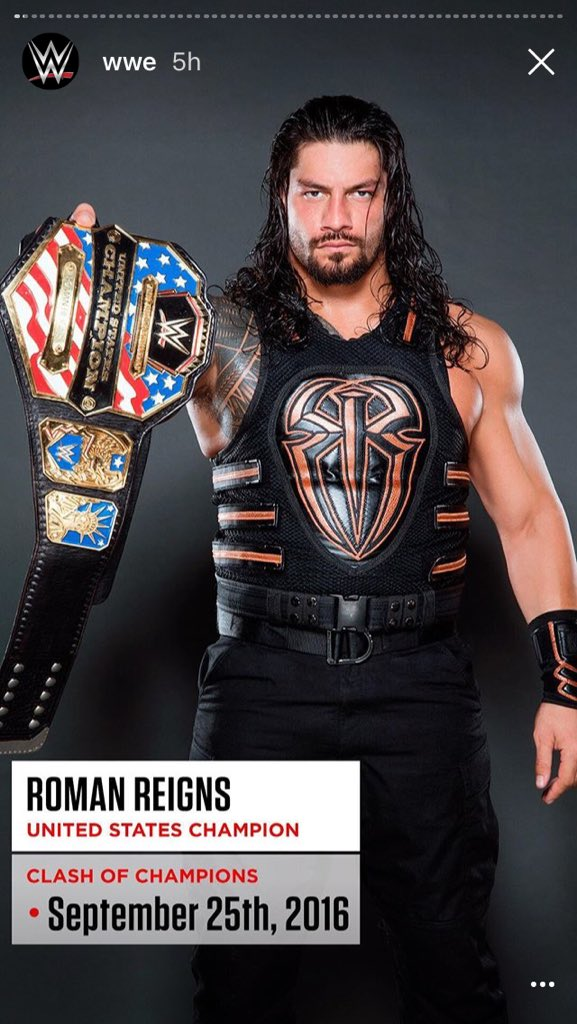 RomanReigns Net | Fansite for Roman Reigns on Twitter: