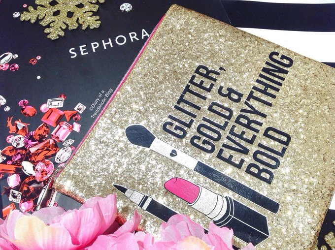 Sephora 2016 Holiday Collection and Gift Sets!