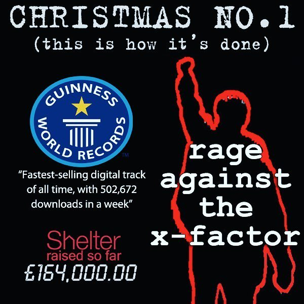 So it was 7 years ago... #ratm4xmas https://t.co/CzmJPxqyHo