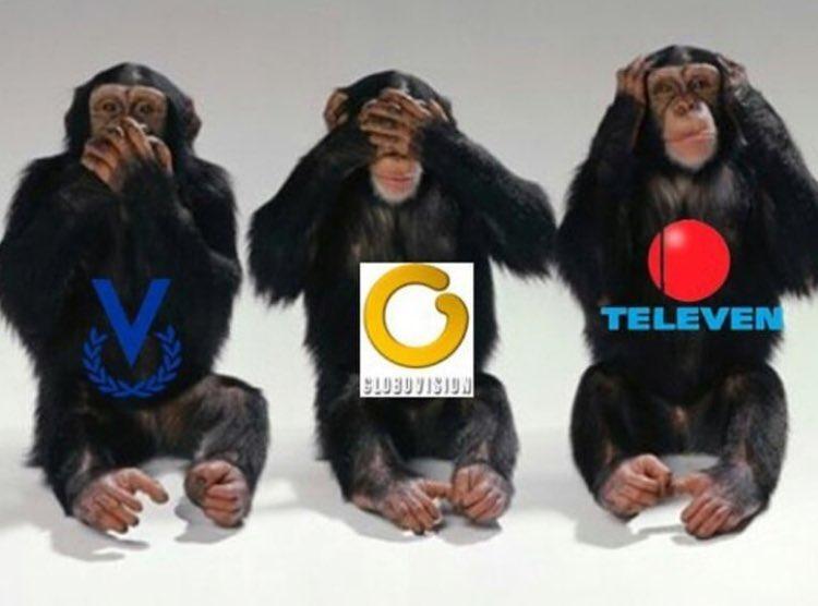 RT @Javierito321: Mientras tanto en los canales de Televisión #VenezuelaEnCaos