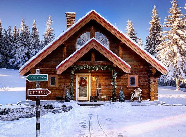 Santa's House in The North Pole has a Zillow listing https://t.co/PQfzAXAI3K https://t.co/KVvKzgKHSq