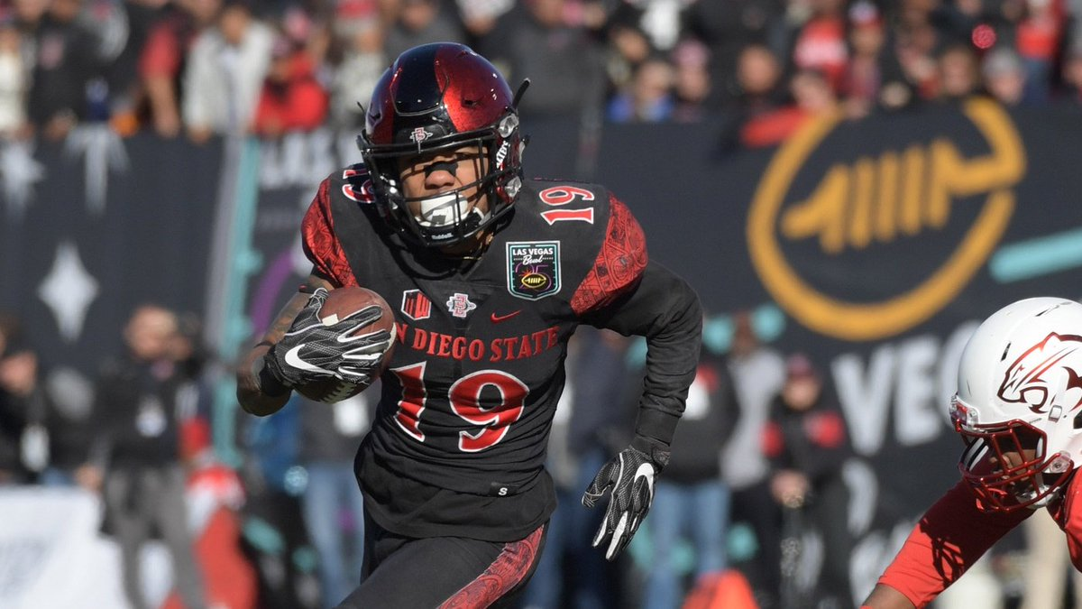 Cover 3 Podcast On Twitter Las Vegas Bowl Donnel Pumphrey Becomes